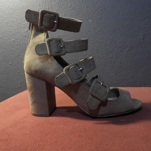 Chinese Laundry Block Heel Sandals